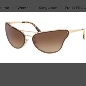 Prada Catwalk Sunglasses PR74VS (102)